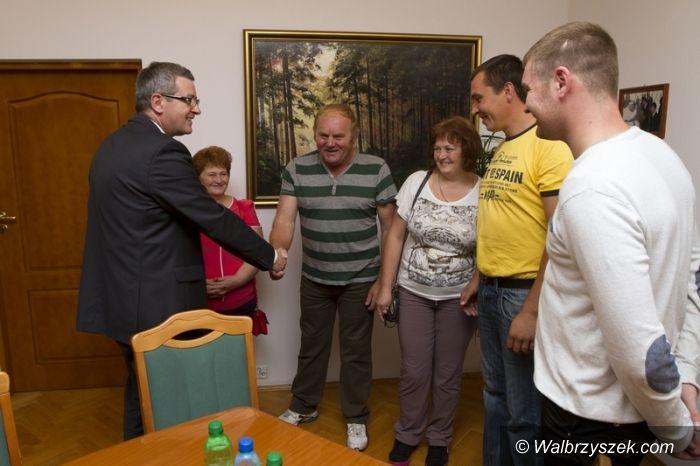 Świdnica: Nowi świdniczanie z Kazachstanu