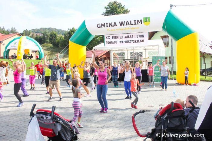 Walim: XX Turniej Miast i Gmin Powiatu Wałbrzyskiego