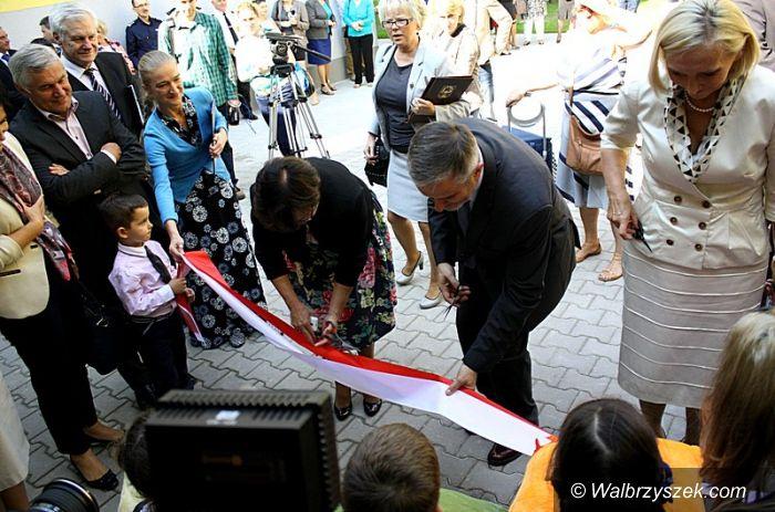 Wałbrzych: Otwarcie Centrum Edukacyjno–Kulturalnego