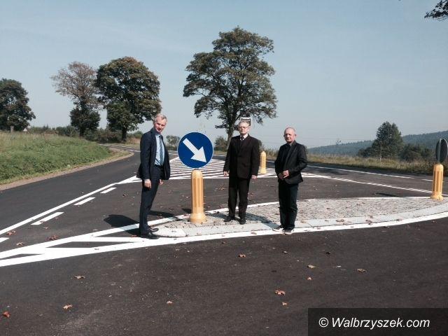 REGION, Jedlina Zdrój: Modernizacja dróg w Jedlinie–Zdroju