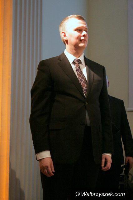 Wałbrzych/Kraj: Wałbrzyszanin wicepremierem