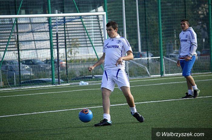 Wałbrzych: Dolnośląska Liga Piłki Nożnej Placówek Resocjalizacyjnych po pierwszym turnieju