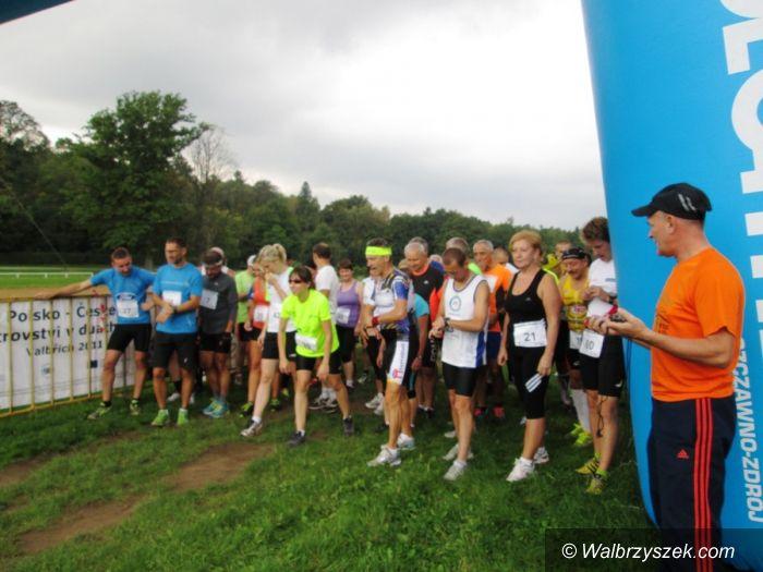 Wałbrzych: Mistrzostwa Dolnego Śląska w duathlonie odbyły się w Wałbrzychu