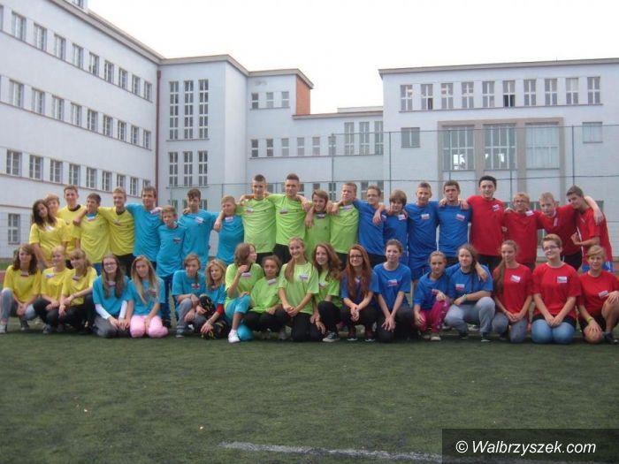 Wałbrzych: Wałbrzyscy uczniowie w Czechach
