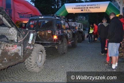 REGION, Walim: Finały III edycji Poland Trophy Dragon Winch Extreme w Walimiu