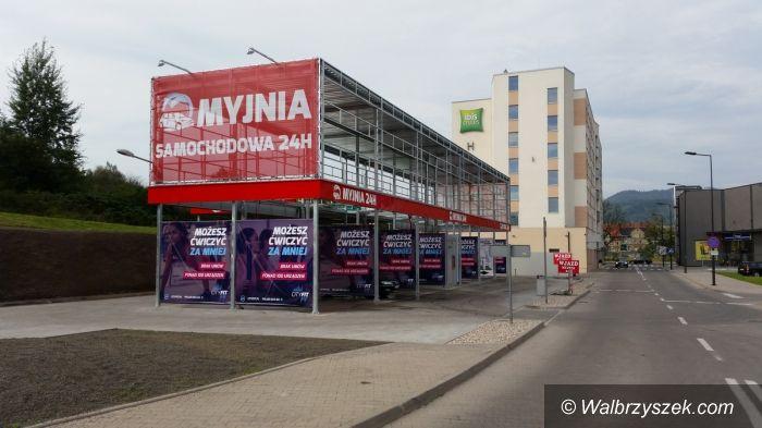 Wałbrzych: Najnowocześniejsza myjnia samochodowa w mieście przy Galerii Victoria już otwarta!