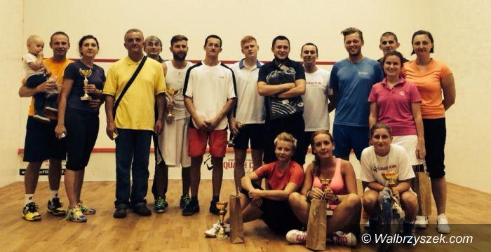 Wałbrzych: Sezon squasha rozpoczęty