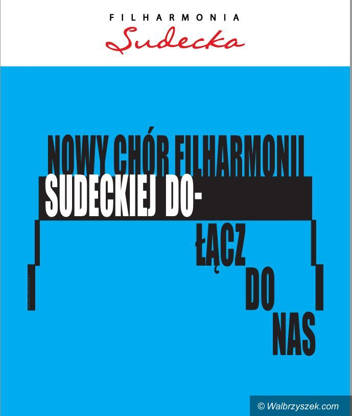 Wałbrzych: Nowy Chór Filharmonii Sudeckiej