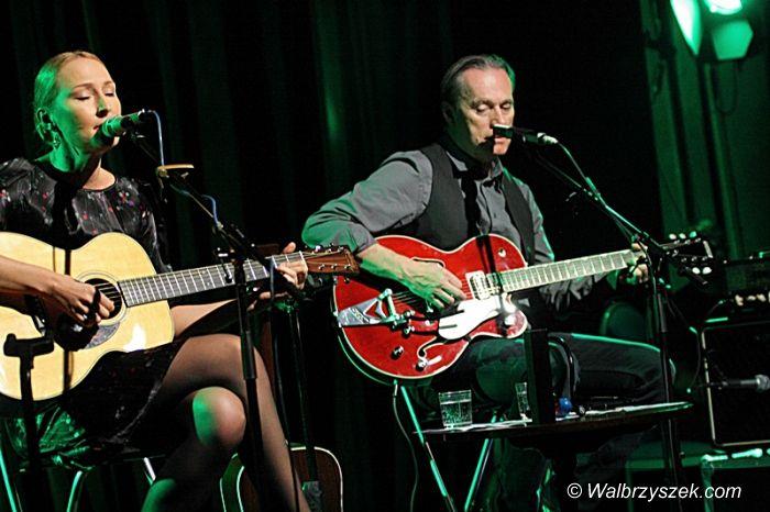 Wałbrzych: Koncert Anity Lipnickiej i Johna Portera