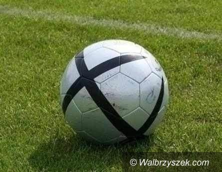 REGION: Piłkarska klasa okręgowa: Zdrój niespodziewanie przegrał