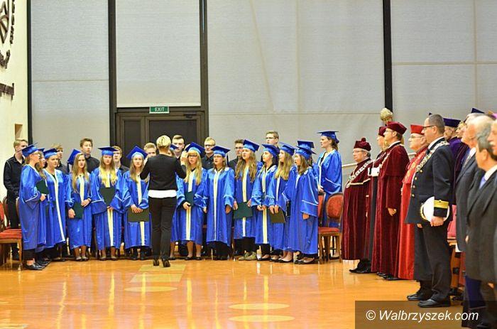 Wałbrzych: Inauguracja Roku Akademickiego w PWSZ