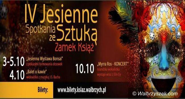 Wałbrzych: IV Jesienne Spotkania ze Sztuką