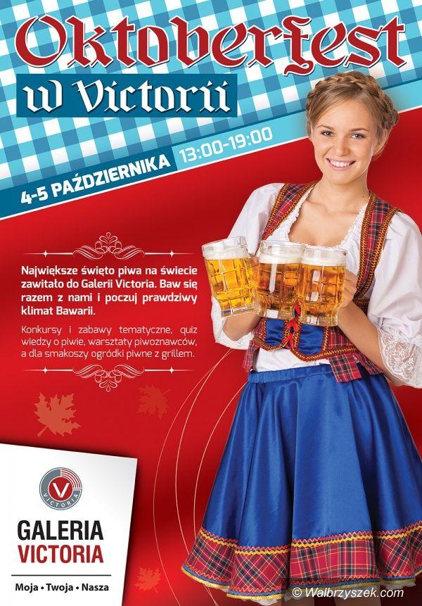 Wałbrzych: Oktoberfest w Galerii Victoria