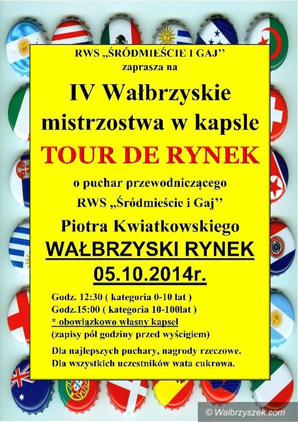 Wałbrzych: IV Mistrzostwa Wałbrzycha w kapsle już w niedzielę