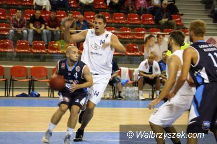 Wałbrzych: II liga koszykówki: Na początek ze Śląskiem