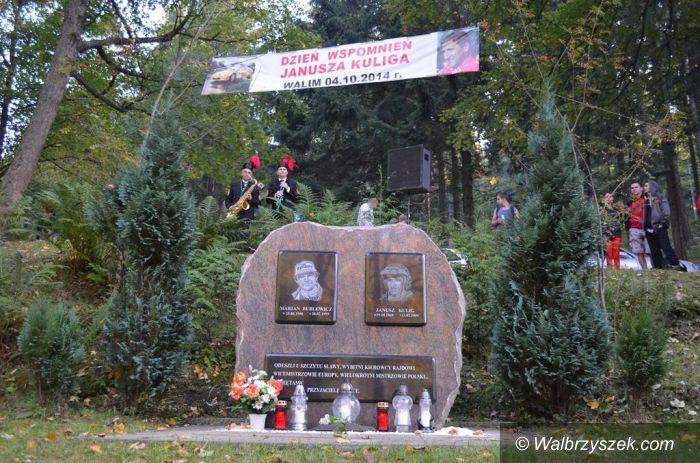 Walim: 4 Października – Dzień Wspomnień o Januszu Kuligu