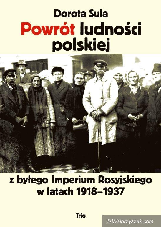 Wałbrzych: Książka wałbrzyszanki nominowana do Nagrody Historycznej Roku 2014
