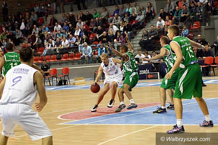 Nowa Sól: II liga koszykówki: Wydarli zwycięstwo w Nowej Soli