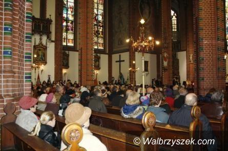 Wałbrzych: Sekretarz Papieża z wizytą w Wałbrzychu