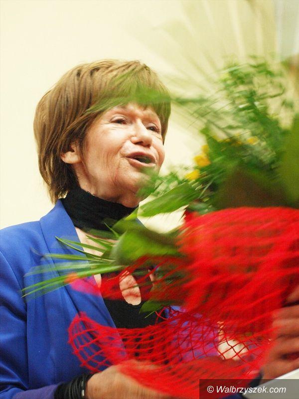 Wałbrzych: Czarujący wieczór z Marią Czubaszek