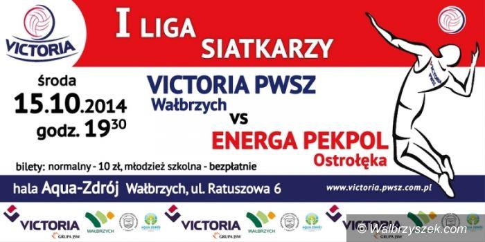 Wałbrzych: I liga siatkówki: Czas na Pekpol