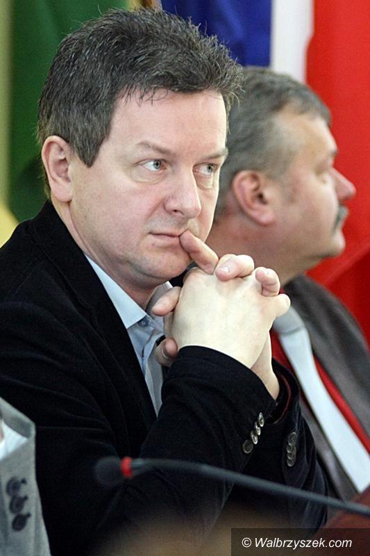 powiat wałbrzyski: Ostra wymiana zdań na sesji Rady Powiatu Wałbrzyskiego