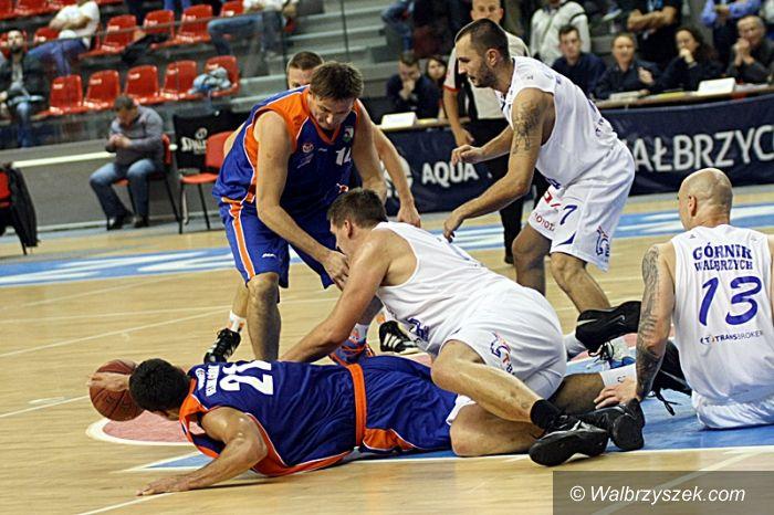 Wałbrzych: II liga koszykarzy: Górnik triumfuje w meczu z Sudetami