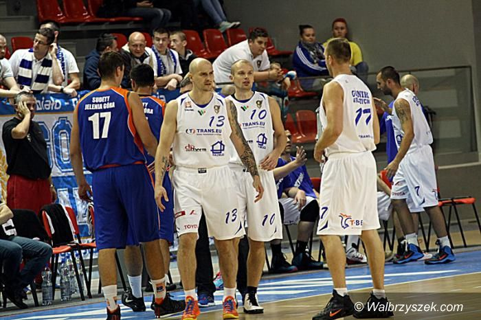 Wałbrzych: II liga koszykówki: Podtrzymać zwycięską passę