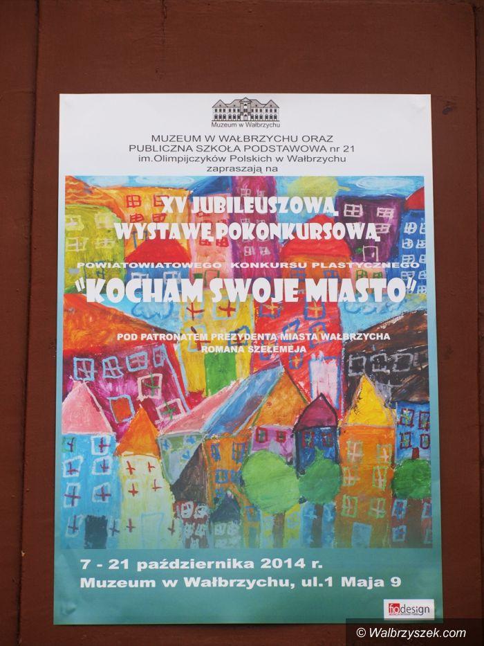 Wałbrzych: Pokonkursowa wystawa prac młodych Wałbrzyszan