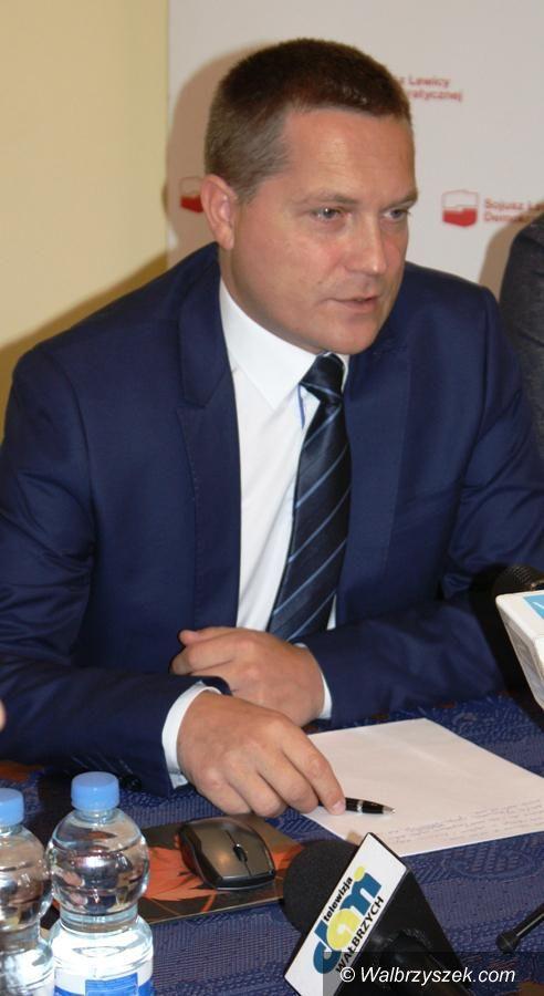 Wałbrzych: SLD chce przejrzystego samorządu