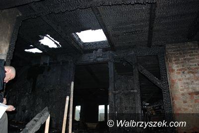 REGION, Głuszyca: Seryjny podpalacz ujęty