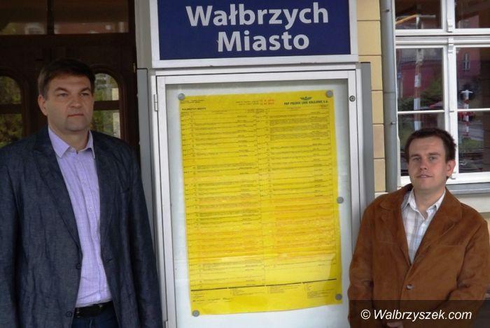 Wałbrzych: Rozmowa z Krzysztofem Paciepnikiem i Mateuszem Wyrzykowskim