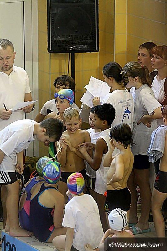Wałbrzych: II Mistrzostwa Aglomeracji Wałbrzyskiej w pływaniu