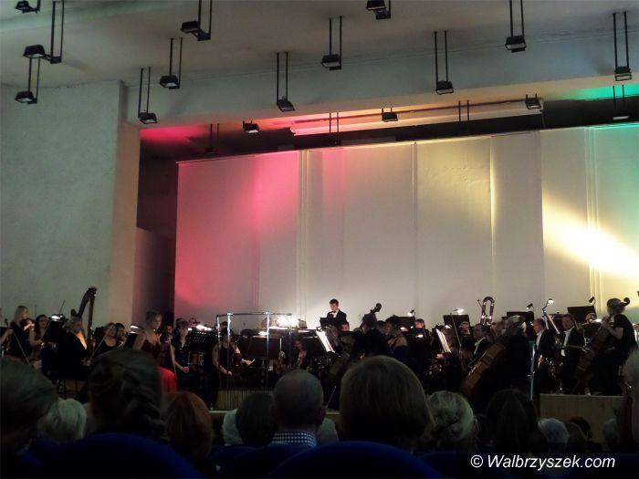 Wałbrzych: Filmowy finisz w Filharmonii