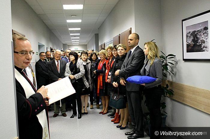 Wałbrzych: Międzynarodowe Centrum Onkoterapii w Wałbrzychu ma nowy sprzęt