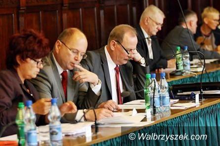 Wałbrzych: Pogadają o budżecie