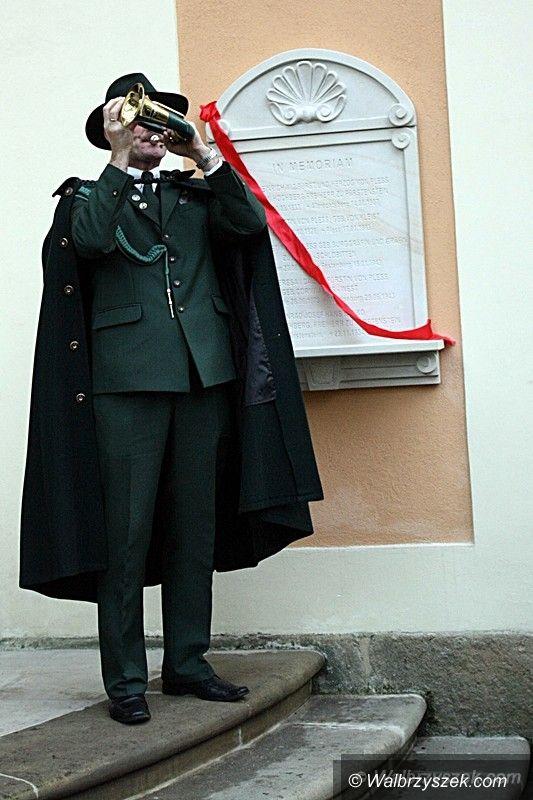 Książ: Zakończyła się renowacja Mauzoleum Hochbergów