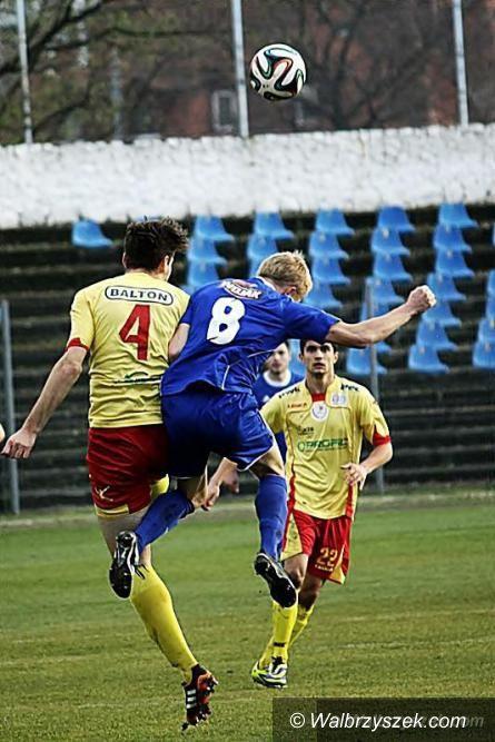 Kraj: II liga piłkarska: Ostatni mecz ligowy przed zimową przerwą