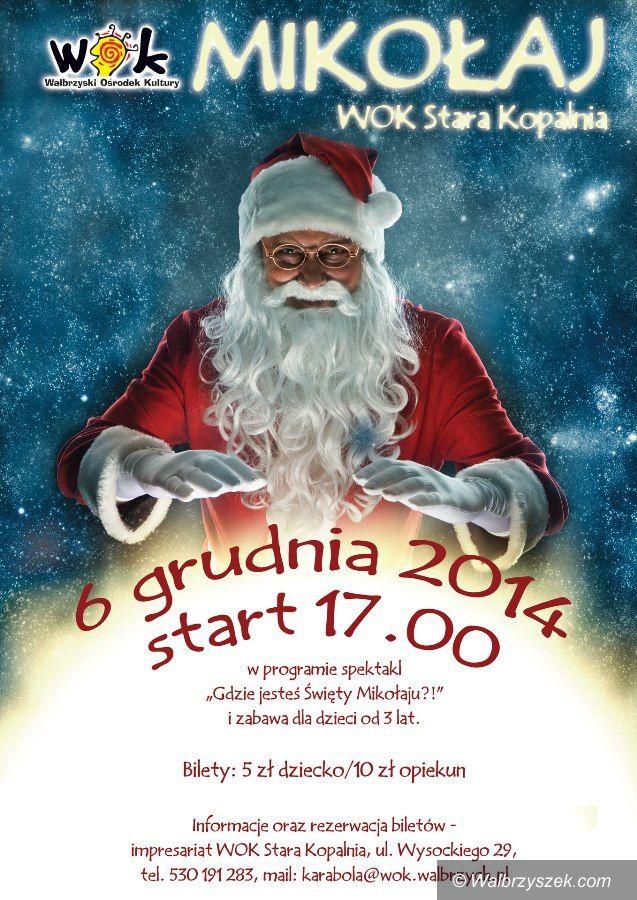 Wałbrzych/Boguszów-Gorce: Nadchodzi Mikołaj
