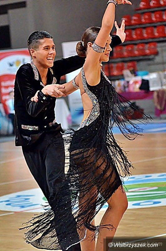 Wałbrzych: Mistrzostwa Dolnego Śląska FTS w Sporcie Tanecznym