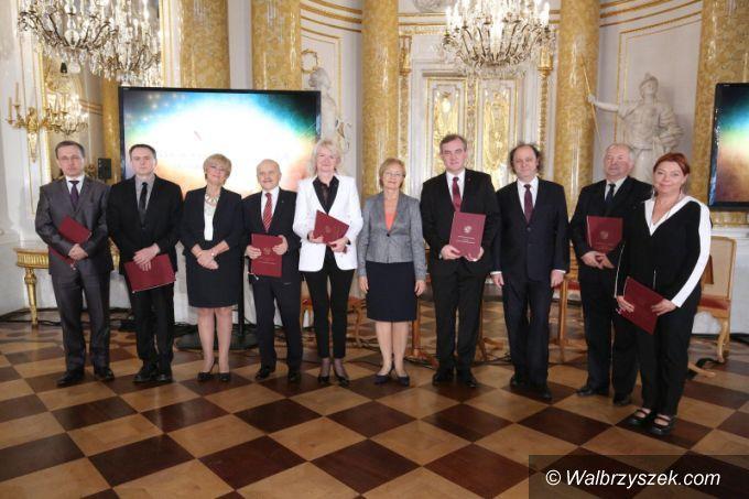 Wałbrzych: Nagrody Ministra Nauki i Szkolnictwa Wyższego