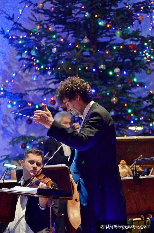 Wałbrzych: Koncert Mikołajkowy w Filharmonii Sudeckiej