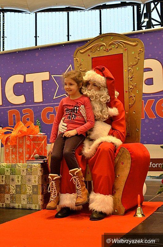Wałbrzych: Weekend z Mikołajem w Galerii Victoria za nami