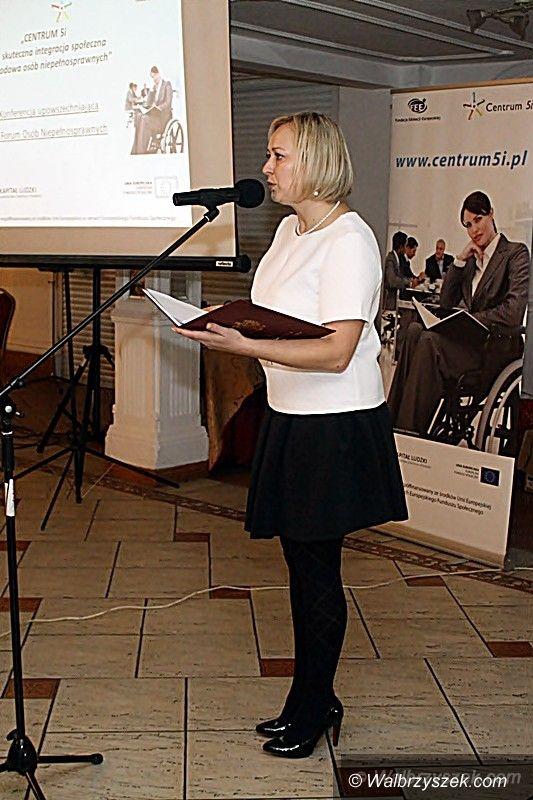 Wałbrzych: XI Forum Osób Niepełnosprawnych