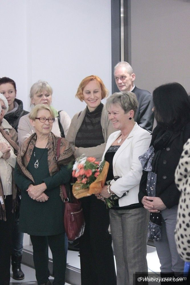 Wałbrzych: Wystawa prac Kazimierza Starościaka