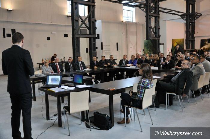 Wałbrzych: Konferencja w Starej Kopalni
