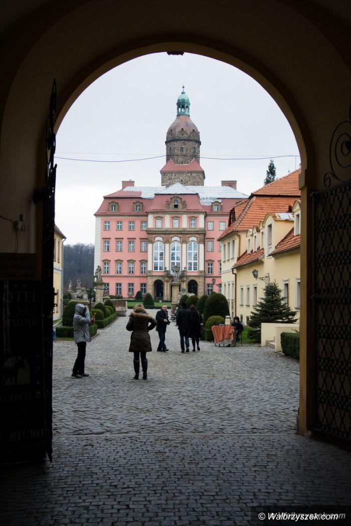 Wałbrzych: Zamek Książ gotowy na zwiedzających