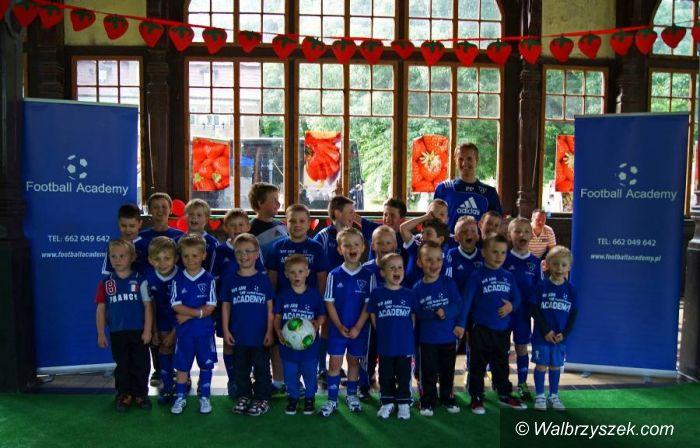Wałbrzych: Poznaj Football Academy Wałbrzych