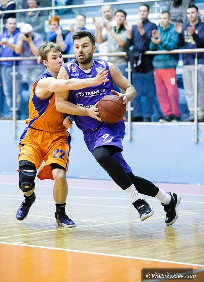 Jelenia Góra: II liga koszykówki: Derby dla Górnika