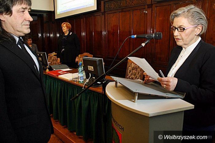 Wałbrzych: Bielawski zastąpił Nowaczyka
